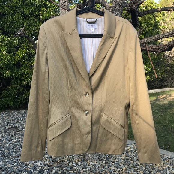 Isaac Mizrahi Boys Tweed Blazer with Suede Contrast